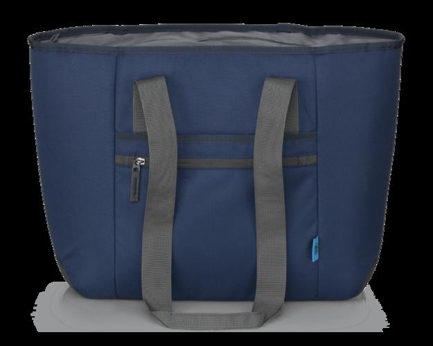 iso bag compact detail packshot dark denim